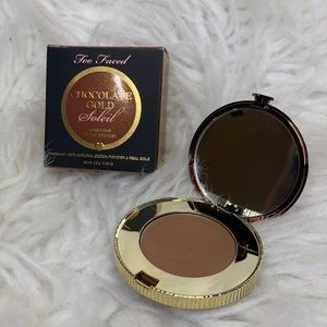 Too Faced Chocolate Gold Soleil Mini Bronzer